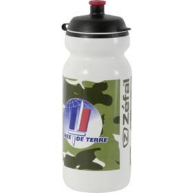 Zefal Premier Trinkflasche 650ml schwarz/grün